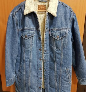 Джинсовая куртка Levi's