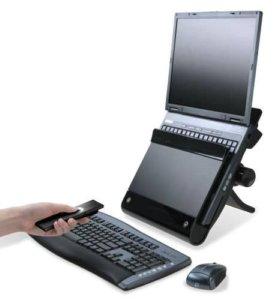 Подставка для ноутбука с USB Kensington 60721EU