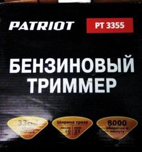 Бензиновый тример Patriot PT3355