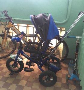 Велосипед Safari