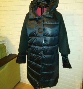 Пальто женское зима р-р 48-50 СРОЧНО!!! (новое)