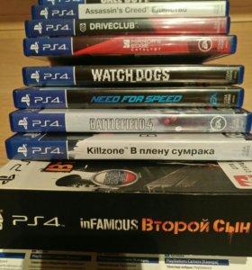 Игры PS4/PS4 PRO