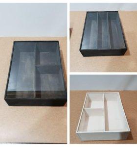 Коробка /ящик/ с секциями