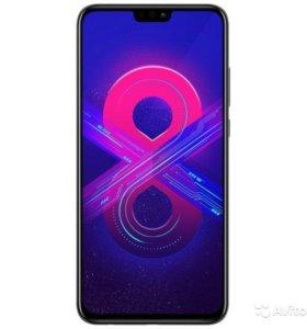 Смартфон Honor 8X 64\128gb (все цвета)