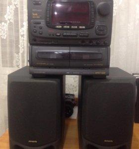 Музыкальный центр aiwa nsx-999