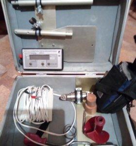 Измеритель скорости потока воды ИСП - 1М