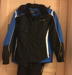 Новая горнолыжная куртка на рост 158см.