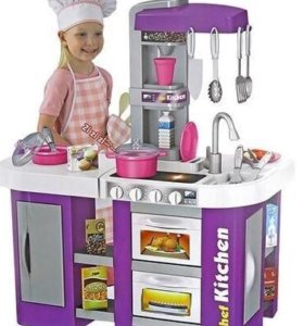 Детская кухня Kitchen Chef