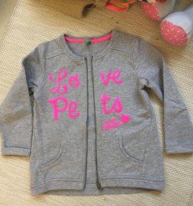 Спортивный костюм для девочки Benetton 4года