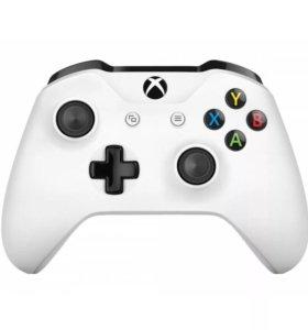Геймпад Xbox one Белый новый
