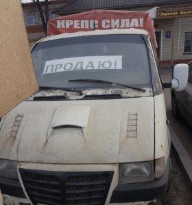 Газель ГАЗ 33021