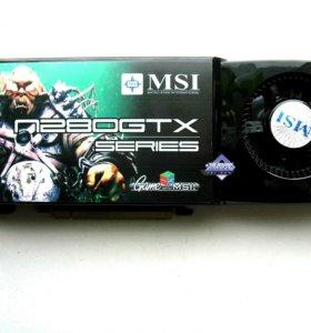 Видеокарта msi gtx 280 OC