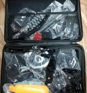 Набор аксессуаров для экшн камер