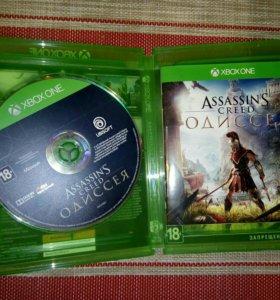 Игра для xbox one Assassin's Одиссея