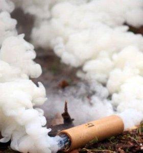 Военные Дым. Шашки