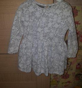 Платье на 86р