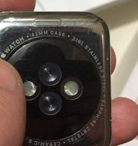 Стальной Apple Watch первой серии