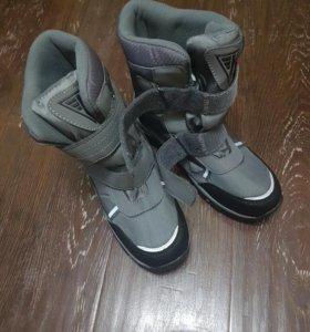 Ботинки мужские 40 р зимние