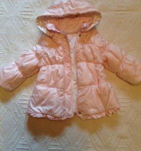 Демисезонная курточка Chicco, 1-2 года