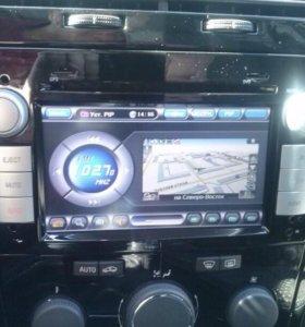 Магнитола Opel Astra H, Corsa, Zafira