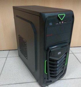 Игровой пк - Core i3 6100 / GTX 1060 6 GB