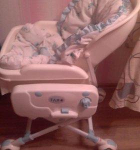 Милая Тая 3в1 (Колыбельная,кроватка,стульчик для