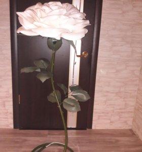 Роза торшер
