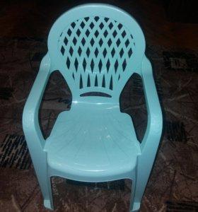 Детский стул ноый 2 шт