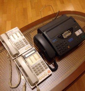 Телефоны PANASONIC.