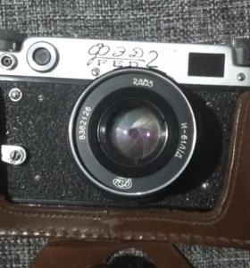 Фотоаппарат ФЭТ-2 в отличном состоянии
