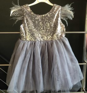 Нарядное платье, рост 98,104,110 и 116