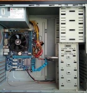 Компьютер для офисной работы на Intel Core i3