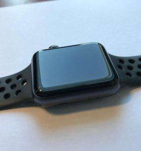 Часы Apple Watch Series 3 Nike+ 42mm