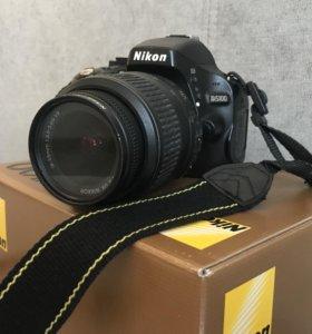 Фотоаппарат зеркальный Nikon D5100 Kit 18-55VR