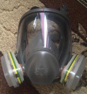 Полная маска 3м