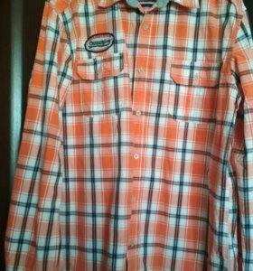 Рубашка jack@jones новая 50-52р