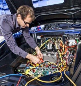 Мастер установки доп.оборудования, автоэлектрик