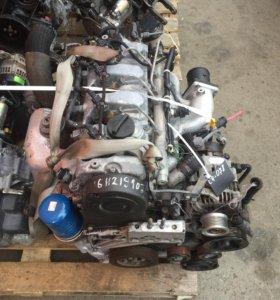 Двигатель D4EA Hyundai Tucson 2.0л 112л.с. Дизель