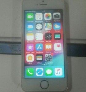 IPhone 5s золото