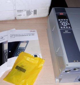 Частотный преобразователь Danfoss VLT 302 5.5кВт