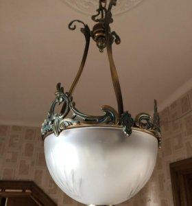 Riperlamp idenia бронзовый светильник
