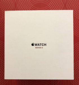 Apple Watch series 3 42mm steel gps+cellular