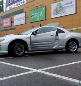 Mitsubishi Eclipse, 2001