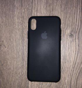 Чехол для iphone x