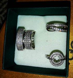 Кольца серебро 💍