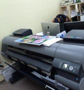 Макетчик/печатник/постпечатник широкоформат