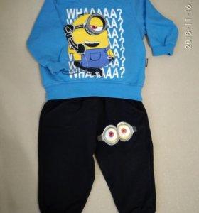 Детский костюм, 6-12 месяцев