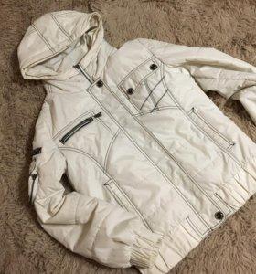 Курточка на тёплую зиму
