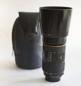 Tokina AT-X AF 80-400 F/4.5-5.6 для Nikon