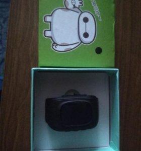 Детские часы телефон с GPS,